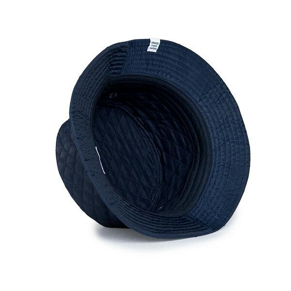 【EST】Herschel Lake Quilted 菱格紋 漁夫帽 深藍 [HS-1025-107] F1023 2