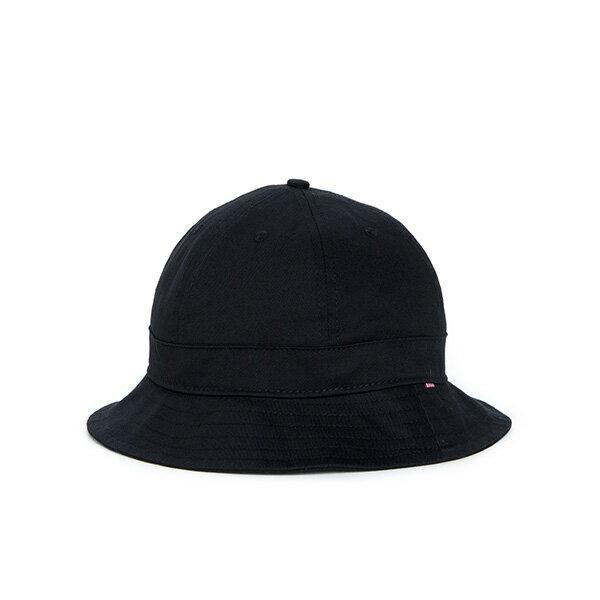 【EST】HERSCHEL WINDSOR 鐘型 漁夫帽 黑 [HS-1029-001] F0819