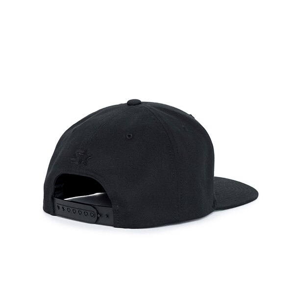 【EST】Herschel Team 刺繡 獵犬 後扣 棒球帽 黑 [HS-1038-098] F0819 1
