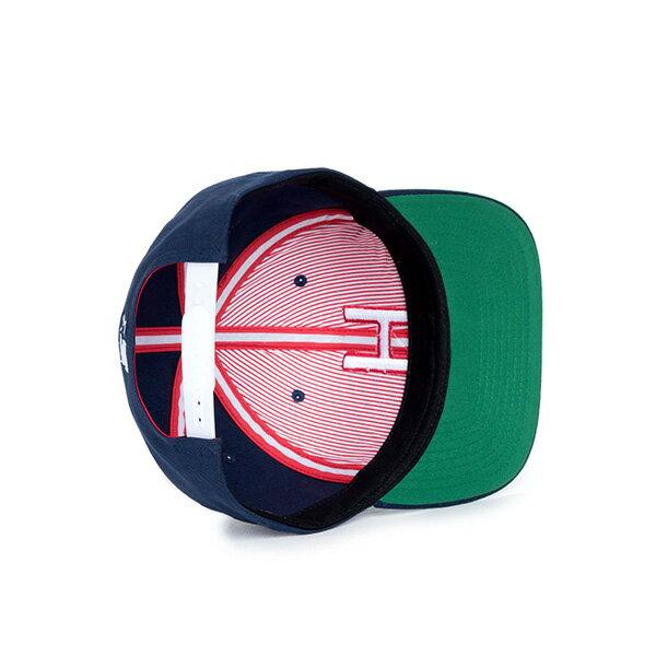 【EST】Herschel Club 刺繡 大h 獵犬 棒球帽 深藍 [HS-1039-099] F0819 2