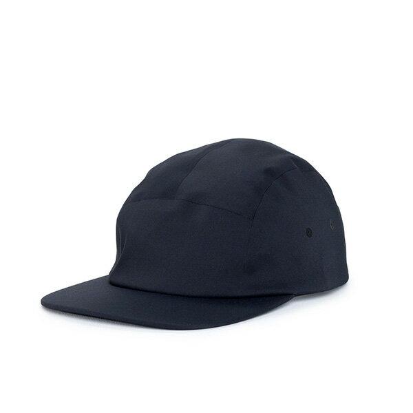 【EST】Herschel Glendale 無縫線 後扣式 五分割帽 黑 [HS-1042-075] F0819 0