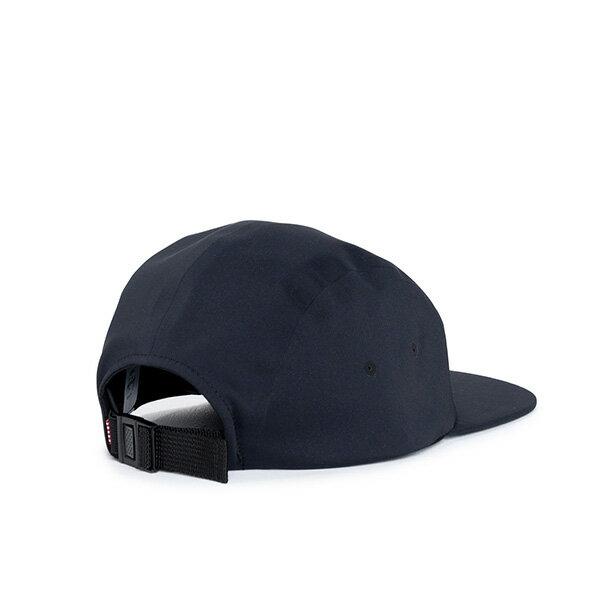 【EST】Herschel Glendale 無縫線 後扣式 五分割帽 黑 [HS-1042-075] F0819 1