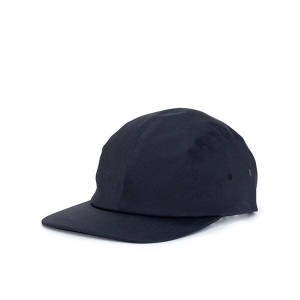 【EST】HERSCHEL OWEN 無縫線 後扣式 四分割帽 黑 [HS-1043-075] F0819 0