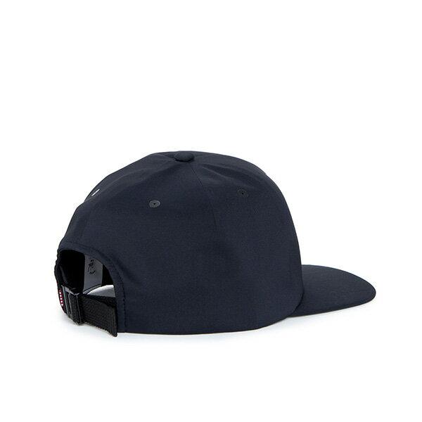 【EST】HERSCHEL ALBERT 無縫線 後扣式 棒球帽 黑 [HS-1044-075] F0819 1