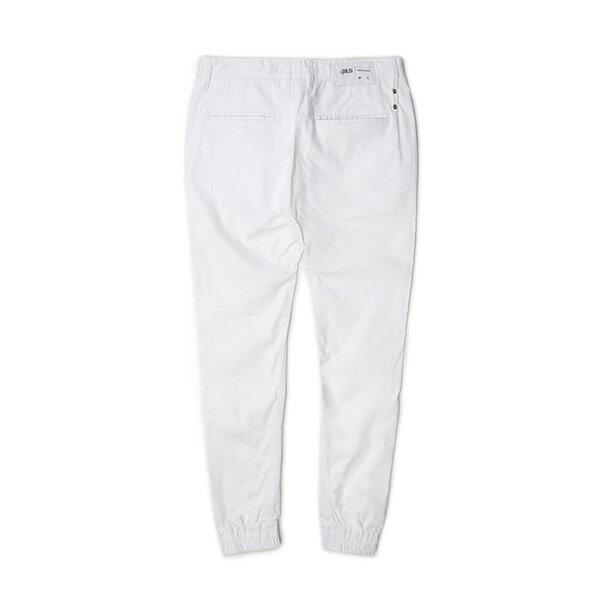 【EST】PUBLISH HANNA WHITE 女款 工作褲 長褲 束口褲 白 [PL-5350-001] W25~W27 F0917 1