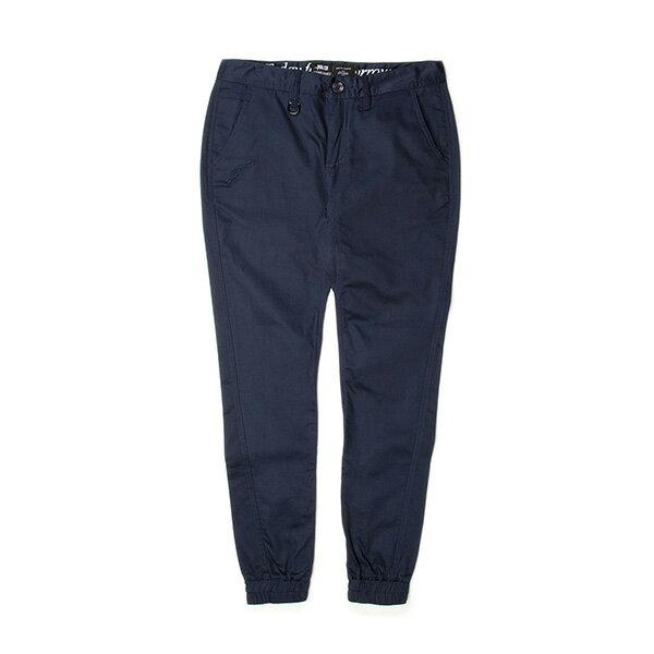 【EST】Publish Hanna Navy 女款 工作褲 長褲 束口褲 深藍 [PL-5350-086] F0917 0