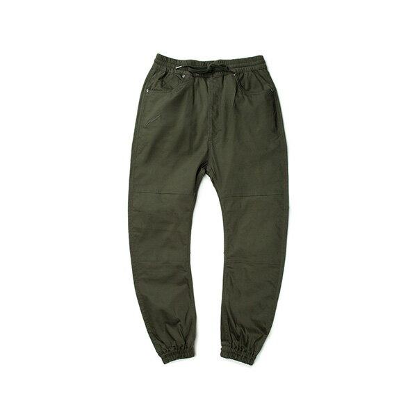 【EST】Publish Arch Jogger 抽繩 綁帶 長褲 工作褲 束口褲 軍綠 [PL-5351-035] F1002 0