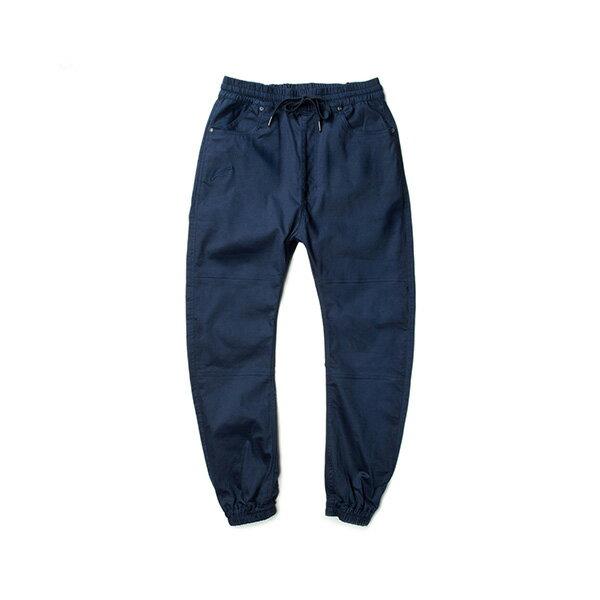 【EST】PUBLISH ARCH JOGGER 抽繩 綁帶 長褲 工作褲 束口褲 深藍 [PL-5351-086] F1002 0