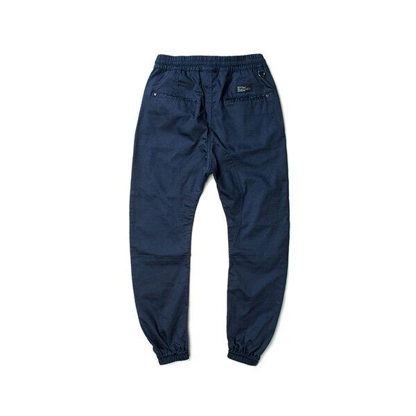 【EST】PUBLISH ARCH JOGGER 抽繩 綁帶 長褲 工作褲 束口褲 深藍 [PL-5351-086] F1002 1