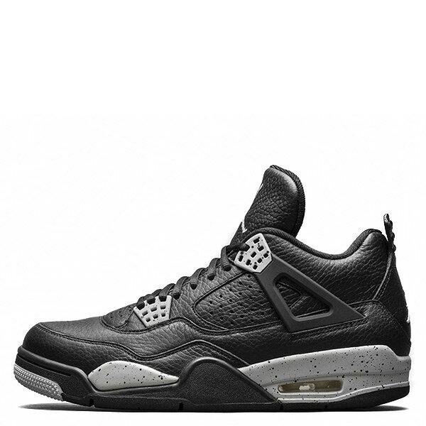 【EST O】Nike Air Jordan 4 Retro Ls AJ4 奧利奧 潑墨 男鞋 314254-003 F0513