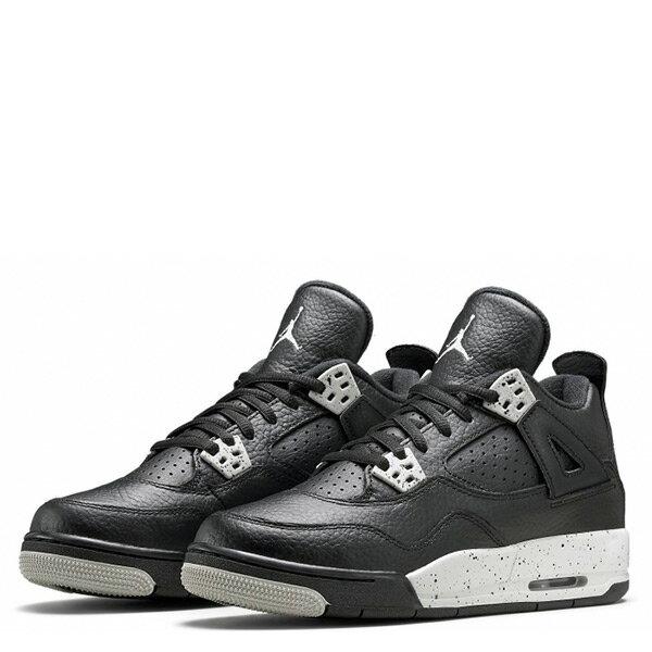 【EST O】Nike Air Jordan 4 Retro Bg Oreo Aj4 奧利奧 潑墨 女鞋 [408452-003] F0513 1