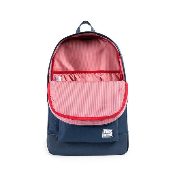 【EST】HERSCHEL HERITAGE 豬鼻 15吋電腦包 後背包 全藍 [HS-0007-534] F0810 1