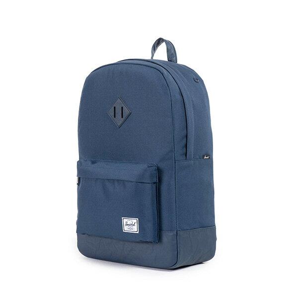 【EST】Herschel Heritage 豬鼻 15吋電腦包 後背包 全藍 [HS-0007-534] F0810 2