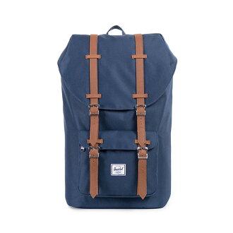 【EST】HERSCHEL LITTLE AMERICA 15吋電腦包 後背包 藍 [HS-0014-007] F0810