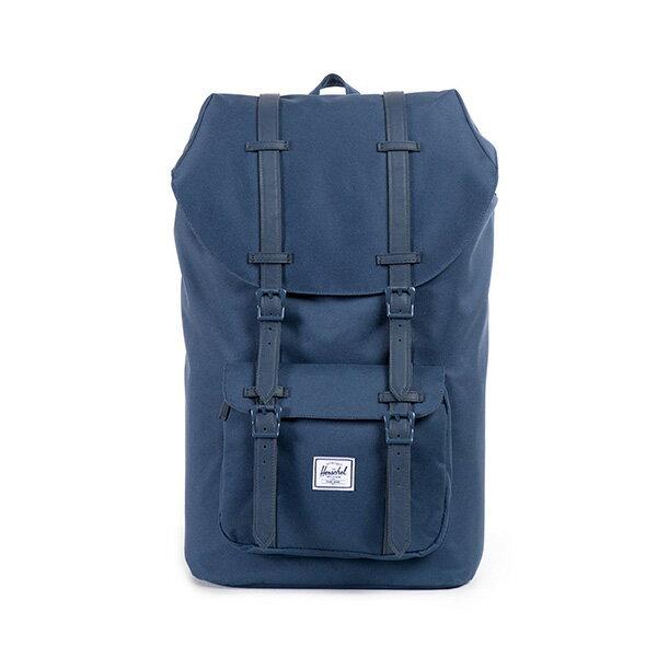 【EST】HERSCHEL LITTLE AMERICA 15吋電腦包 後背包 全藍 [HS-0014-534] F0810 0