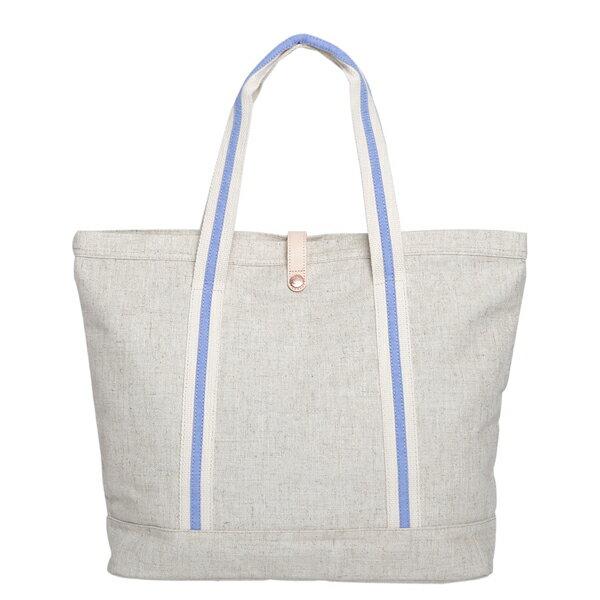 【EST】Herschel Market XL 磁扣帶 托特包 購物袋 側背包 肩背包 麻紡 米白 [HS-0030-714] F0429 2
