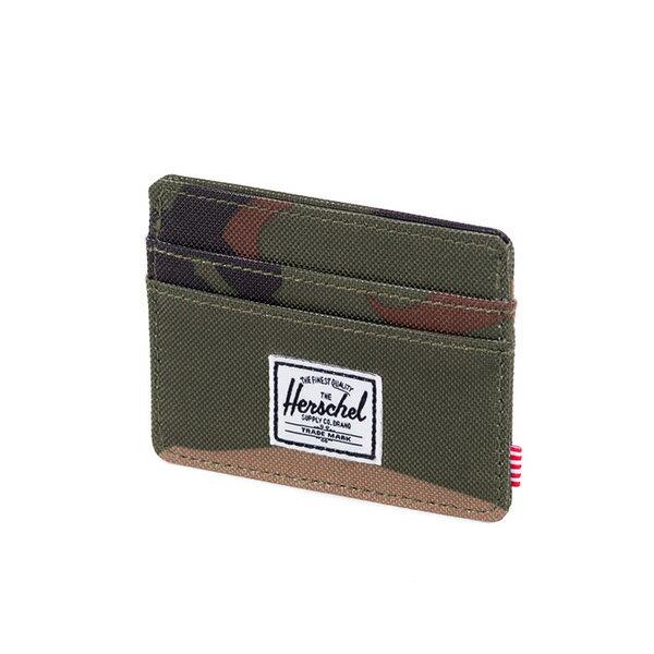 【EST】Herschel Charlie 橫式 卡夾 名片夾 證件套 迷彩 [HS-0045-032] F0421 2