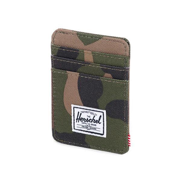 【EST】Herschel Raven Wallet 直式 卡夾 名片夾 證件套 鈔票夾 迷彩 [HS-0048-032] F0421 2