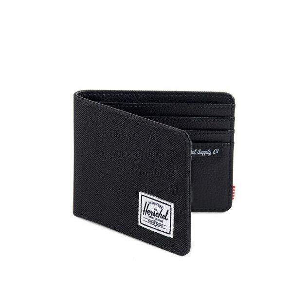 【EST】HERSCHEL HANK WALLET 短夾 皮夾 錢包 黑 [HS-0049-001] F0421 1