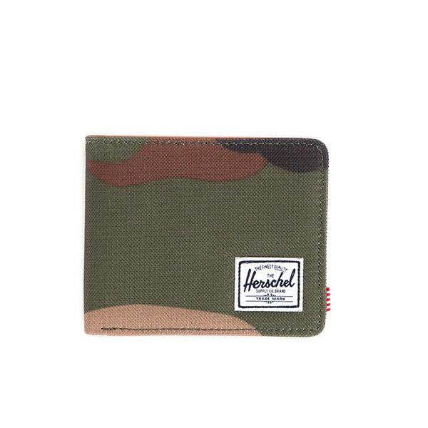 【EST】HERSCHEL HANK WALLET 短夾 皮夾 錢包迷彩 [HS-0049-032] F0421 0