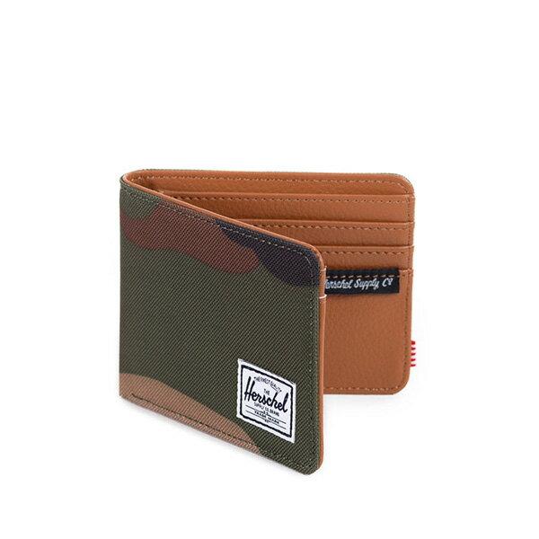 【EST】HERSCHEL HANK WALLET 短夾 皮夾 錢包迷彩 [HS-0049-032] F0421 1