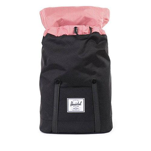 【EST】HERSCHEL RETREAT 15吋電腦包 後背包 全黑 [HS-0066-535] F0810 1