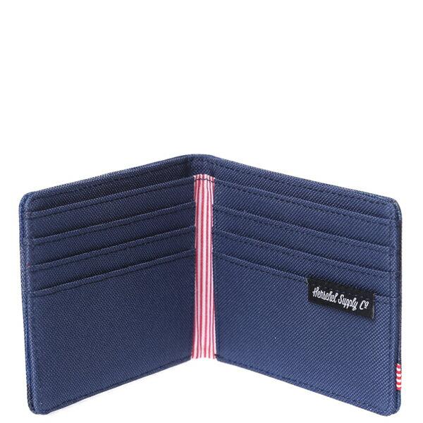 【EST】Herschel Roy Wallet 短夾 皮夾 錢包 水墨 藍 [HS-0069-705] F0429 2