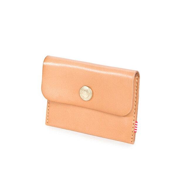 【EST】Herschel Jacks Wallet 皮革 卡夾 零錢包 淺褐 [HS-0157-464] F0421 2