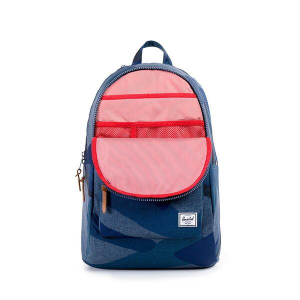 【EST】HERSCHEL LENNOX 電腦包 後背包 水墨 藍 [HS-0181-705] F0421 1