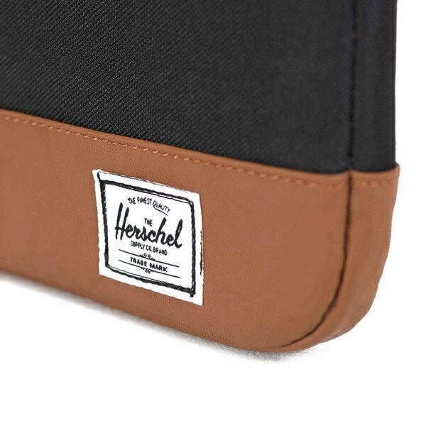 【EST】HERSCHEL 15吋 MACBOOK 筆電包 黑 [HS-2149-002] F0213 2