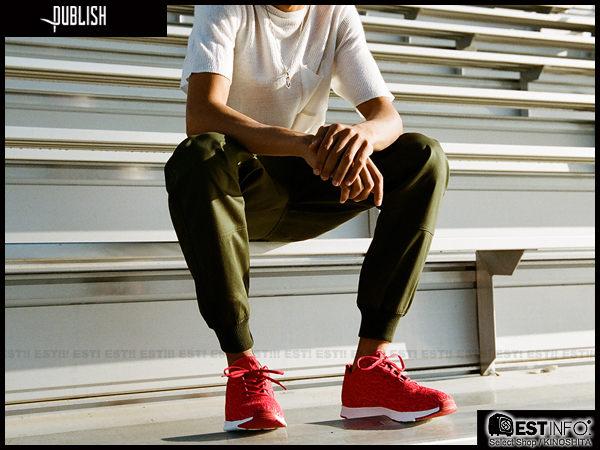 【EST】Publish Legacy Jogger Pants Olive 防潑水 長褲 工作褲 束口褲 橄欖綠 [PL-4049-035] F0206 0