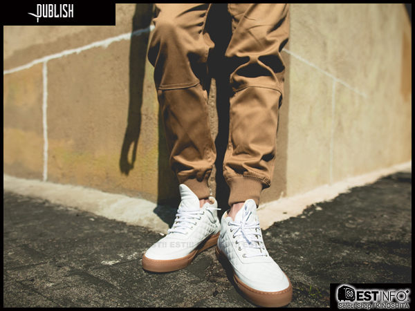 【EST】Publish Legacy Jogger Pants Tan 長褲 工作褲 束口褲 [PL-4049-537] 卡其 W28~36 F0206 0