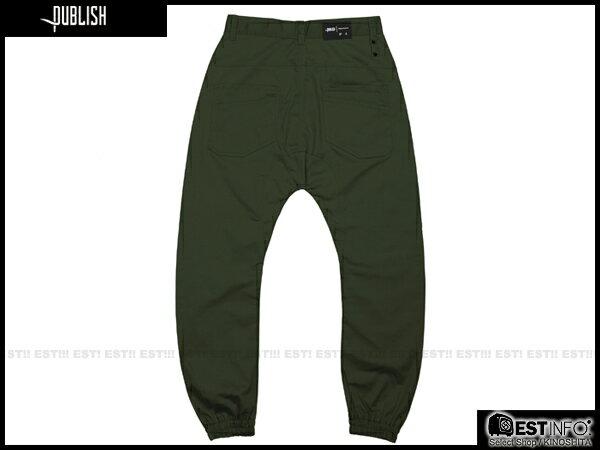 【EST】PUBLISH KELSON JOGGER 束口褲 [PL-5091-035] W28~W34 E0930 1