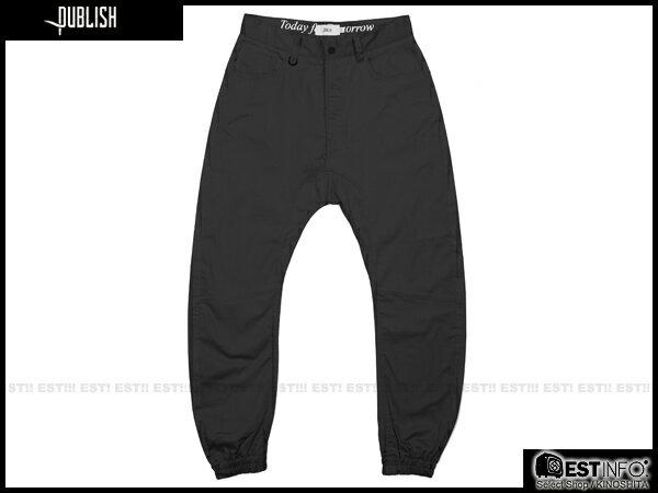 【EST】Publish Kelson Jogger 束口褲 [PL-5091-165] E0930 0