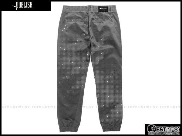 【EST】Publish Dax Jogger 3M 反光 束口褲 [PL-5092-165] E0930 1