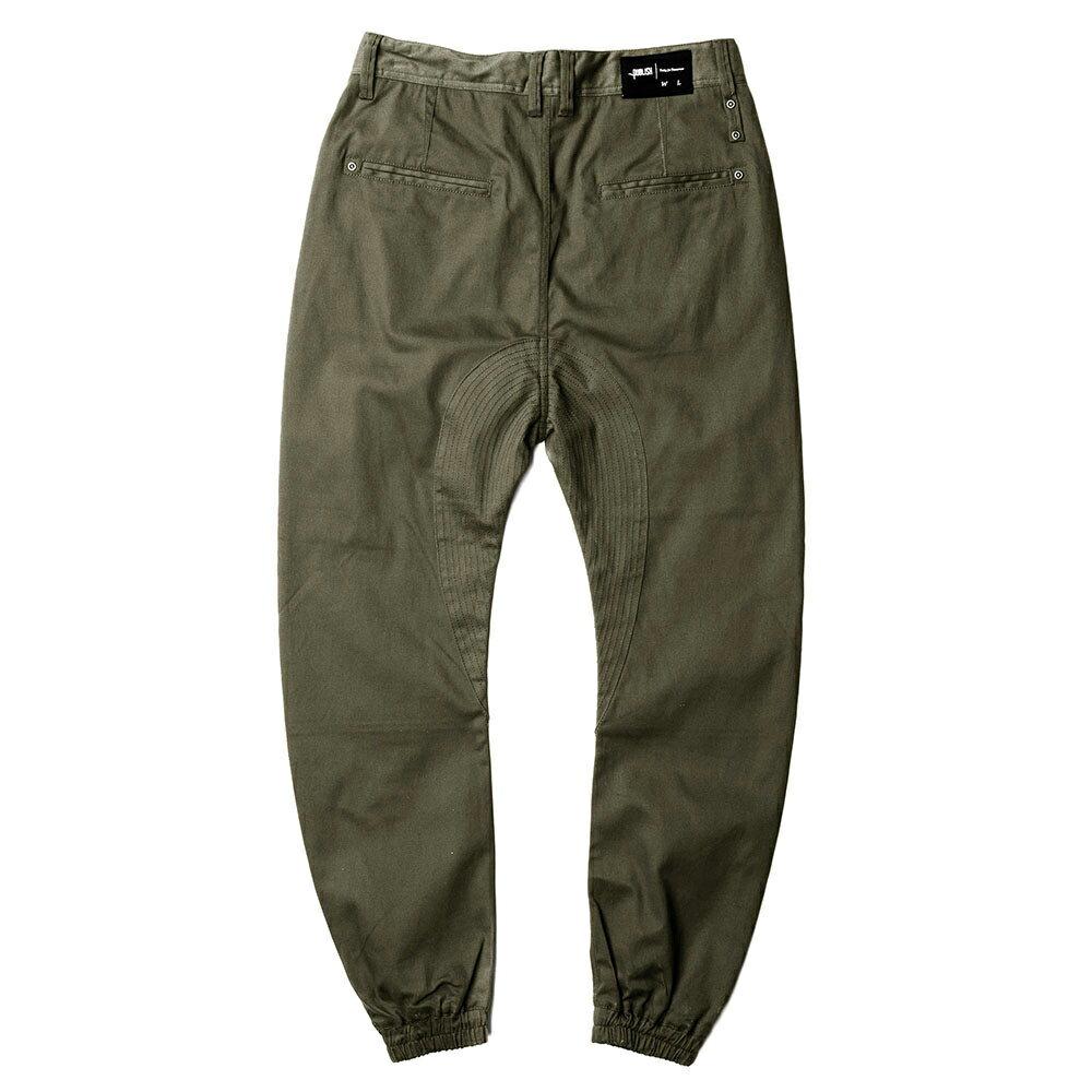 【EST】Publish Newton Jogger Pants 束口褲 橄欖綠 [PL-5200-035] E1127 1