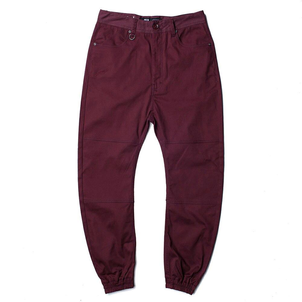 【EST】PUBLISH NEWTON JOGGER PANTS 束口褲 酒紅 [PL-5200-072] W28~34 E1127 0