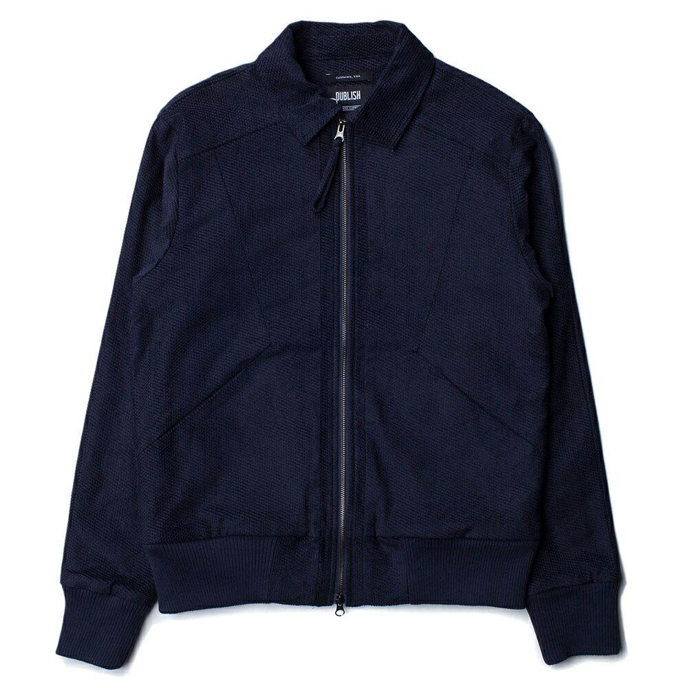 【EST】PUBLISH CYRUS JACKET 厚磅 夾克 外套 深藍 [PL-5216-086] S~L E1127 0