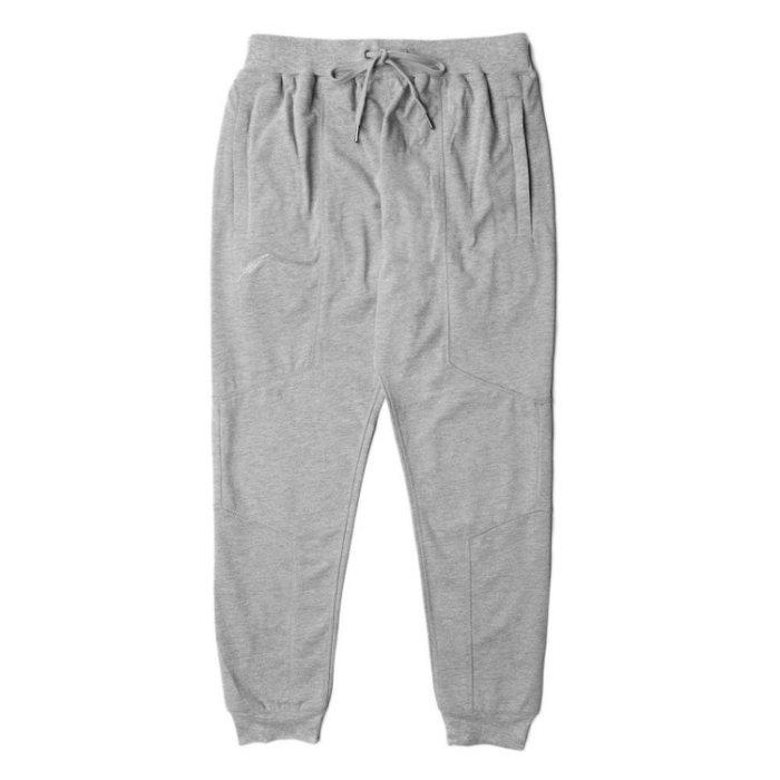 【EST】Publish Fleece Buck Jogger 束口褲 棉褲 淺灰 [PL-5222-006] F0126 0