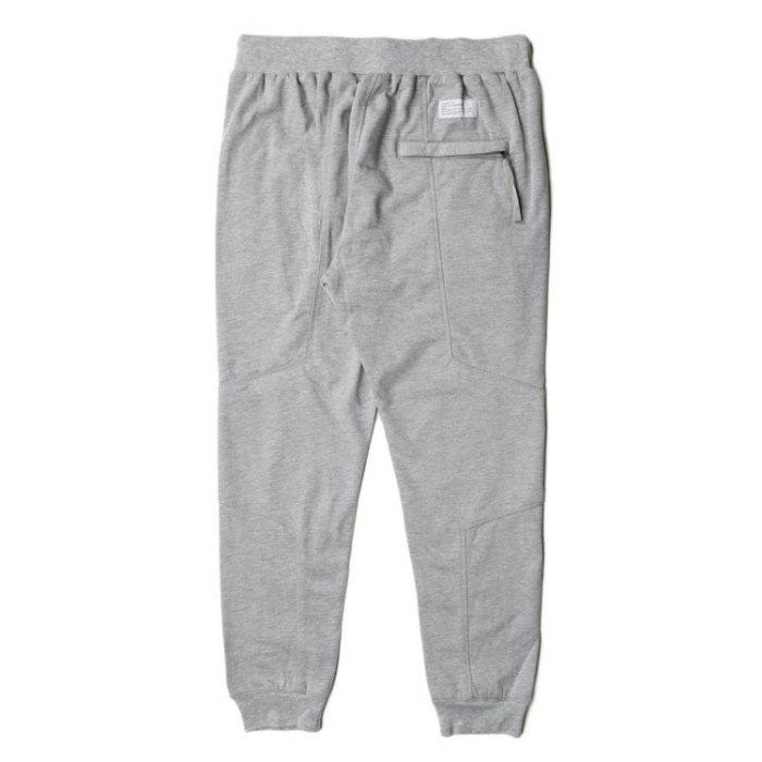 【EST】Publish Fleece Buck Jogger 束口褲 棉褲 淺灰 [PL-5222-006] F0126 1