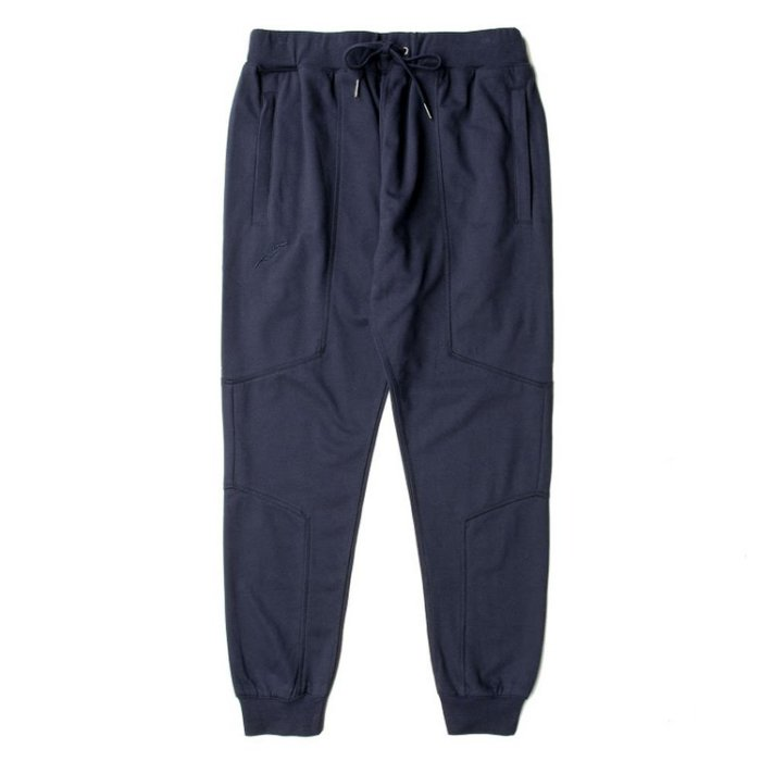 【EST】Publish Fleece Buck Jogger 束口褲 棉褲 深藍 [PL-5222-086] F0126 0