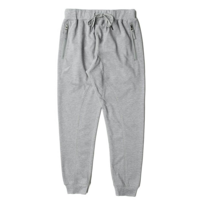 【EST】Publish Fleece Alek Jogger 束口褲 棉褲 淺灰 [PL-5223-006] F0126 0
