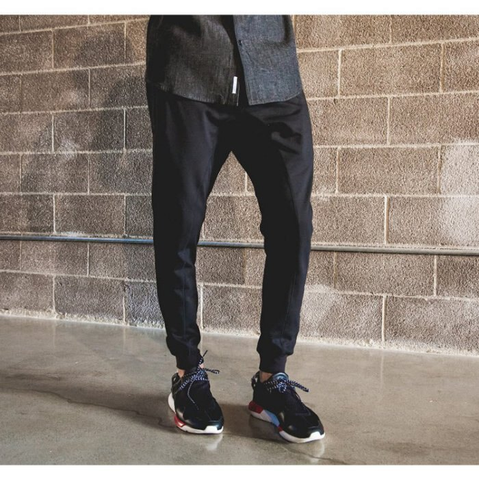 【EST】Publish Fleece Alek Jogger 束口褲 棉褲 淺灰 [PL-5223-006] F0126 2