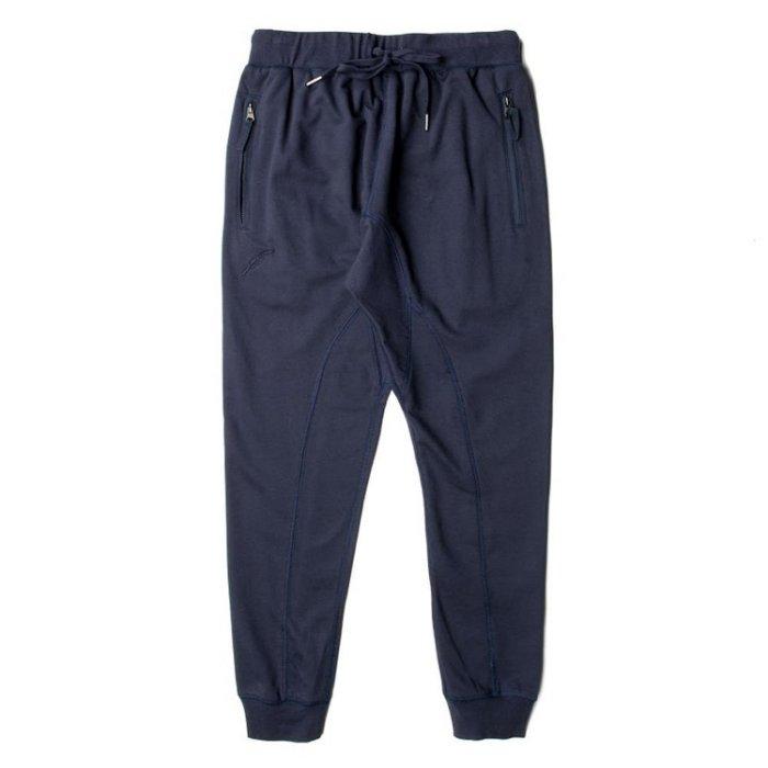【EST】Publish Fleece Alek Jogger 束口褲 棉褲 深藍 [PL-5223-086] F0126 0