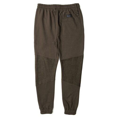 【EST】Publish Garner 拼接 束口褲 棉褲[PL-5256-036] 橄欖綠 W28~36 F0221 1