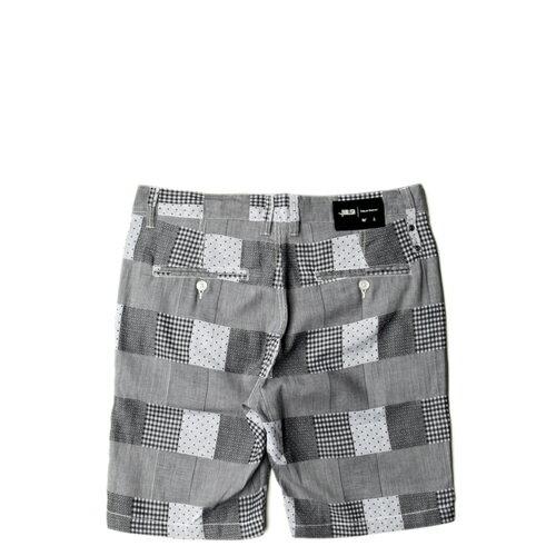 【EST】Publish Tyrus 格紋 工作褲 短褲 五分褲 [PL-5258-001] 白w28~34 F0221 1