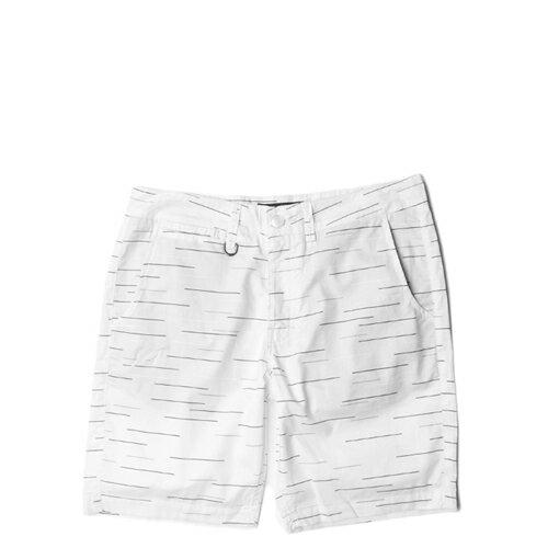 【EST】Publish Fable 條紋 工作褲 短褲 五分褲 白 [PL-5259-001] F0221 0