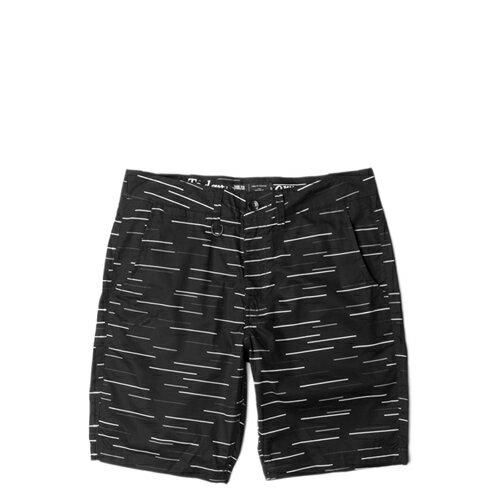 【EST】PUBLISH FABLE 條紋 工作褲 短褲 五分褲 [PL-5259-002] 黑W28~34 F0221 0