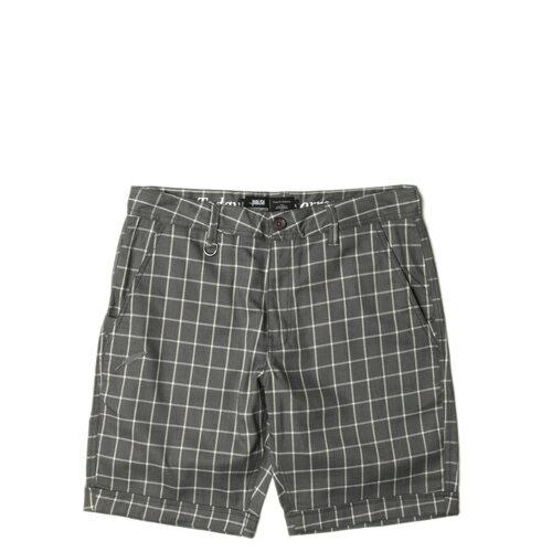 【EST】Publish Fable 格紋 工作褲 短褲 五分褲 灰 [PL-5261-007] F0221 0