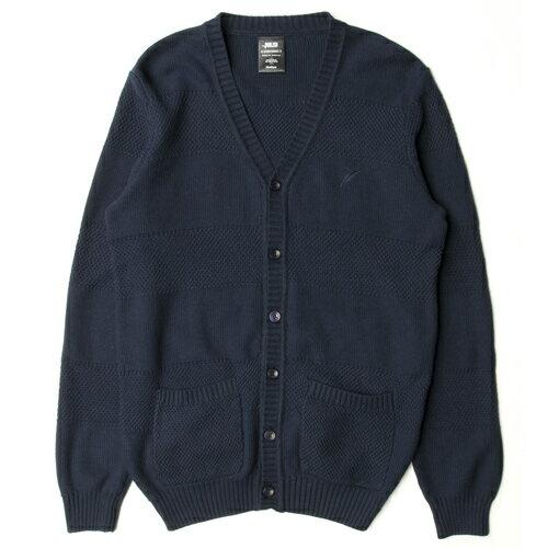 【EST】Publish Vick 口袋 開襟 毛衣 針織 外套 藍 [PL-5263-086] F0221 0